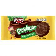 Keebler Fudge Shoppe Grasshopper Fudge Mint Cookies