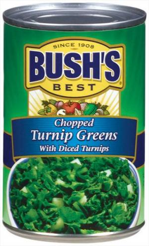 Bush's Best Chopped Turnip Greens