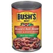Bush's Best Mixed Chili Beans