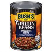Bush's Steakhouse Recipe Grillin' Beans