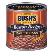 Bush's Boston Recipe Baked Beans