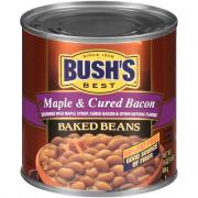 Bush's Best Maple Cured Bacon Baked Beans