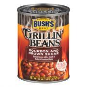 Bush's Bourbon & Brown Sugar Grillin' Beans