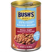 Bush's 25% Less Sugar and Sodium Brown Sugar Baked Beans