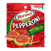 Hormel Turkey Pepperoni Pillow Pack