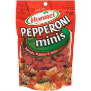 Hormel Pepperoni Minis