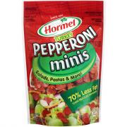 Hormel Turkey Pepperoni Minis