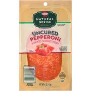 Hormel Natural Choice Pepperoni