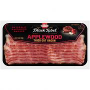 Hormel Black Label Thick Applewood Bacon