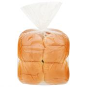 Hannaford Golden Hamburger Rolls