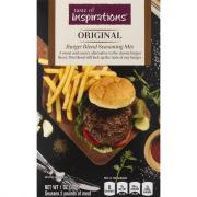 Taste of Inspirations Original Burger Blend