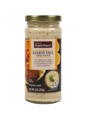 Taste of Inspirations Lemon Dill Aioli Sauce