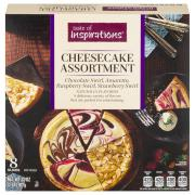 Taste of Inspirations Assorted Cheesecake