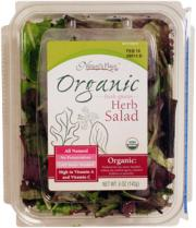 Nature's Place Organic Spring-Herb Salad