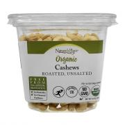 Nature's Place Organic Unsalted Cashews