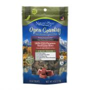 Nature's Place Open Country Beef Liver Bites