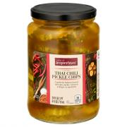 Taste of Inspirations Thai Chili Pickle Chips