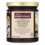 Taste of Inspirations Chocolate Sea Salt Dessert Sauce