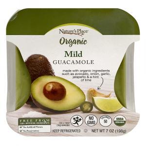 Nature's Place Organic Mild Guacamole