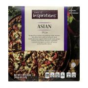 Taste Of Inspirations Asian Pizza