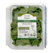 Nature's Place Organic Baby Spinach