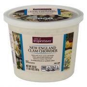 Taste of Inspirations New England Clam Chowder