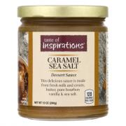 Taste of Inspirations Caramel Sea Salt Dessert Sauce