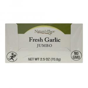 Nature's Place Jumbo Garlic Box