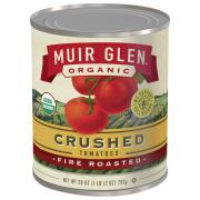Muir Glen Organic Fire Roasted Crushed Tomatoes