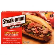 Steak-umm Sliced Steaks