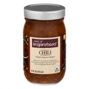 Taste of Inspirations Chili Starter Cooking Sauce
