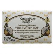 Nature's Place Beauty Coconut Vanilla Soap