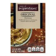 Taste of Inspirations Original Mini Hummus Cups