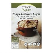 Nature's Place Organic Maple Brown Sugar Instant Oatmeal
