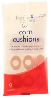 Healthy Accents Foam Corn Cushions