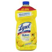 Lysol Lemon Breeze Pourable All Purpose Cleaner