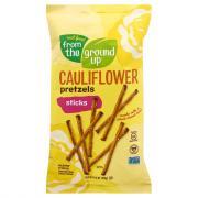From The Ground Up Cauliflower Pretzel Stick Original