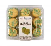 Key Lime Tea Cakes