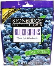 Stoneridge Orchards Whole Dried Blueberries