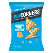 Pop Corners Cheddar Feel-Good Gluten Free Popped Corn Chips