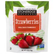 Stoneridge Orchards Whole Dried Strawberries