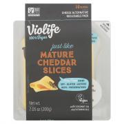 Violife Just Like Mature Cheddar Slices