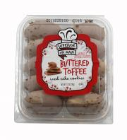 Superior on Main Buttered Toffee Iced Cake Cookies