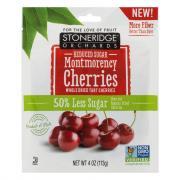 Stoneridge Orchards Reduced Sugar Dried Montmorency Cherries