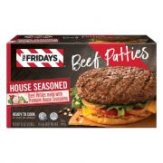 TGIFridays House Beef Patties