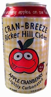 Ricker Hill Cranbreeze Apple Cranberry Cider