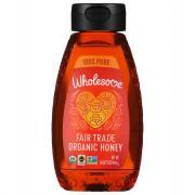 Wholesome Sweeteners Organic Squeezable Honey