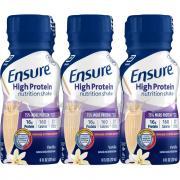 Ensure Active High Protein Vanilla Nutrition Shakes