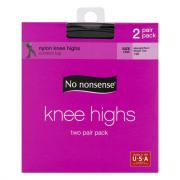 No nonsense Knee High Black