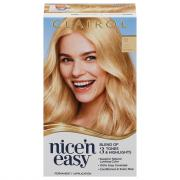 Nice & Easy 10 Extra Light Blonde Permanent Hair Color